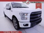2015 Ford F-150 CREW CAB 4X4 LARIAT 3.5 ECOBOOST 6 1/2 FT BED