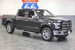 2015_Ford_F-150_CREWCAB 4WD! LARIAT/SPORT EDT! PANORAMIC SUNROOF! NAVIGATION! REAR DVDS!! LEATHER! LIKE BRAND NEW!!!_ Norman OK