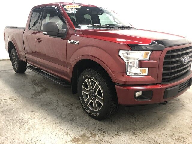 2015 Ford F-150 FX4 Wyoming MI