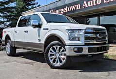 2015_Ford_F-150_King Ranch_ Georgetown KY