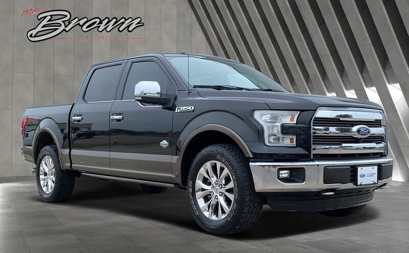 2015 Ford F-150 King Ranch Granbury TX