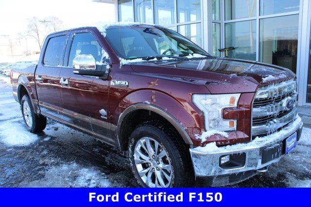 2015 Ford F-150 King Ranch Green Bay WI