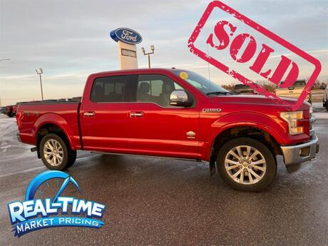 2015 Ford F-150 King Ranch High River AB