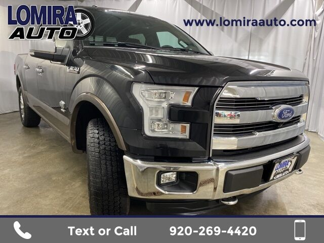 2015 Ford F-150 King Ranch Lomira WI
