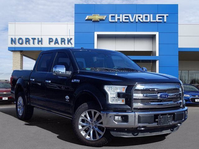 2015 Ford F-150 King Ranch San Antonio TX