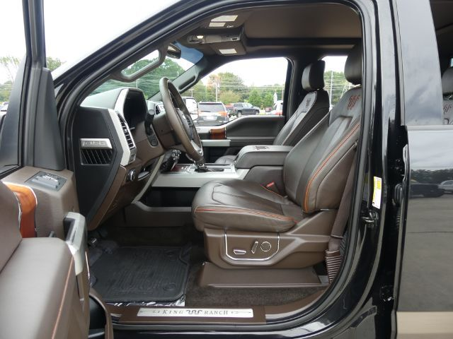 2015 Ford F-150 King-Ranch SuperCrew 5.5-ft. Bed 4WD Cullman AL