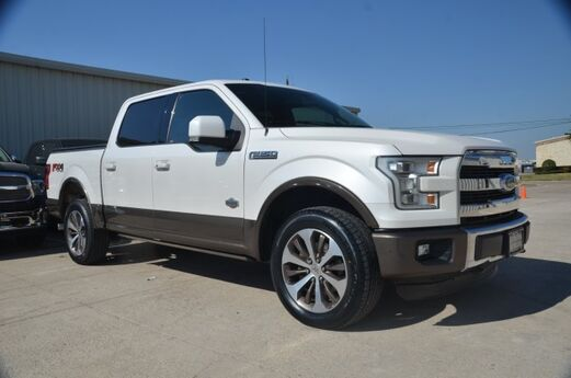 2015 Ford F-150 King Ranch Wylie TX