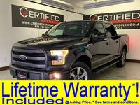Ford F-150 LARIAT SUPERCREW 4WD PANORAMIC ROOF NAVIGATION BLIND SPOT ASSIST LANE ASSIS 2015