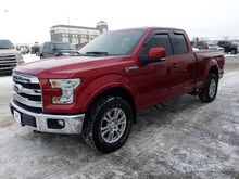 2015_Ford_F-150_LARIAT WITH NAVIGATION 5.0L V8_ Calgary AB
