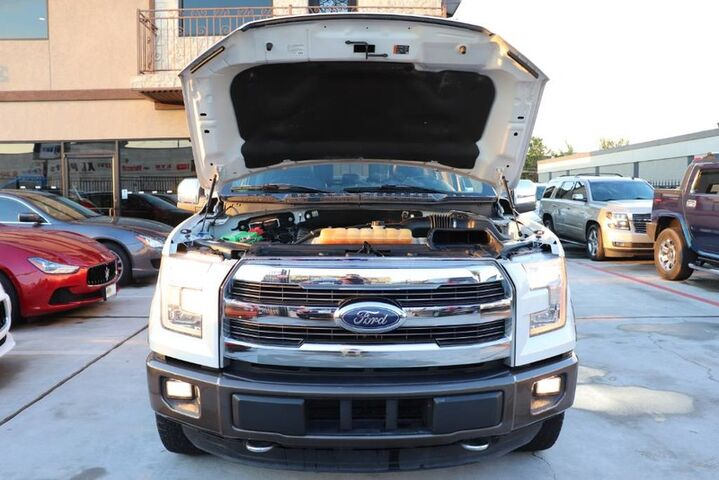 2015 Ford F-150 Lariat 1 OWNER 4X4,HIGHWAY MILES,LOADED! Houston TX