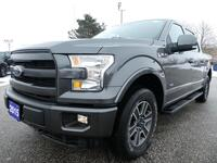 2015 Ford F-150 Lariat 2.7L | Navigation | Heated Seats | Remote Start
