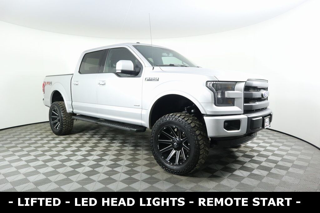 2015 Ford F-150 Lariat Bountiful UT