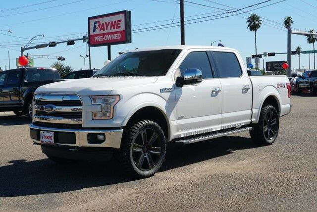 2015 Ford F-150 Lariat Brownsville TX