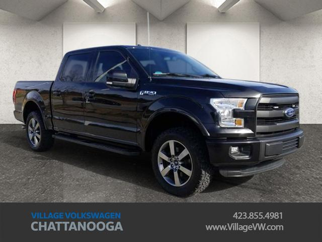 2015 Ford F-150 Lariat Chattanooga TN