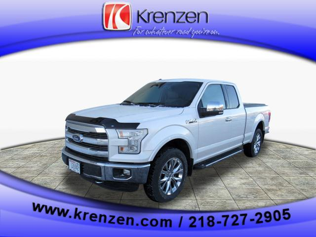 2015 Ford F-150 Lariat Duluth MN