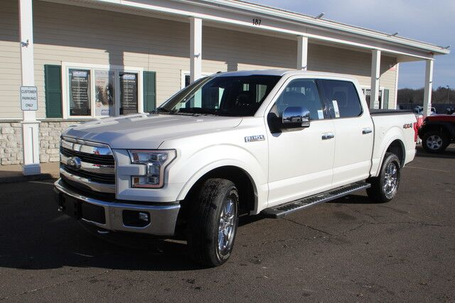 2015 Ford F-150 Lariat East Windsor CT