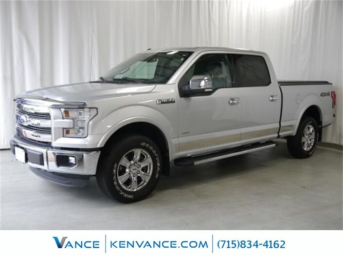 2015 Ford F-150 Lariat Eau Claire WI