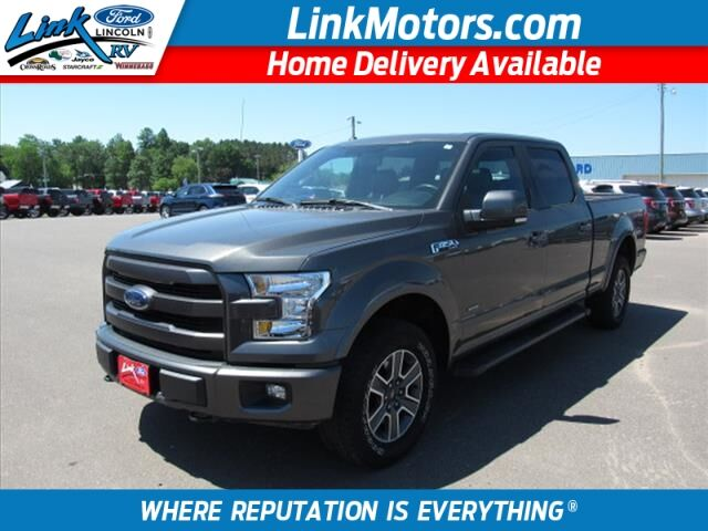 2015 Ford F-150 Lariat FX4 Minong WI