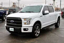 2015_Ford_F-150_Lariat_ Fort Wayne Auburn and Kendallville IN