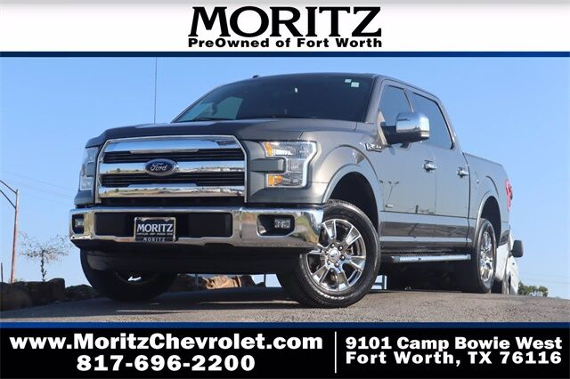 2015 Ford F-150 Lariat Fort Worth TX