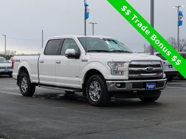2015 Ford F-150 Lariat Green Bay WI