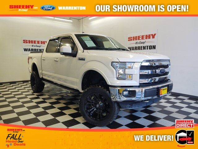 2015 Ford F-150 Lariat Warrenton VA