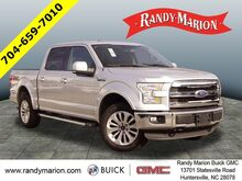 2015_Ford_F-150_Lariat_ Hickory NC