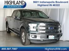 2015_Ford_F-150_Lariat_ Highland IN