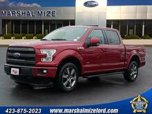 2015_Ford_F-150_Lariat_ Chattanooga TN