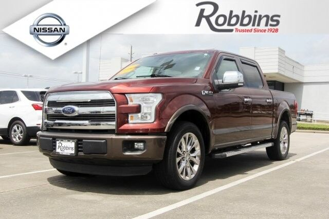 2015 Ford F-150 Lariat Houston TX