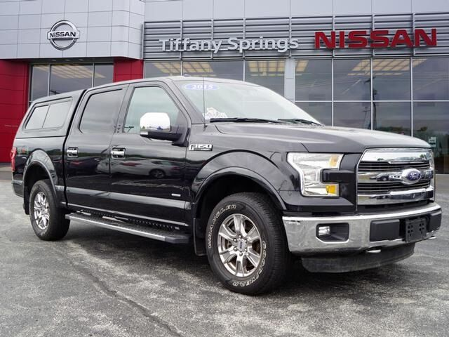 2015 Ford F-150 Lariat Kansas City MO