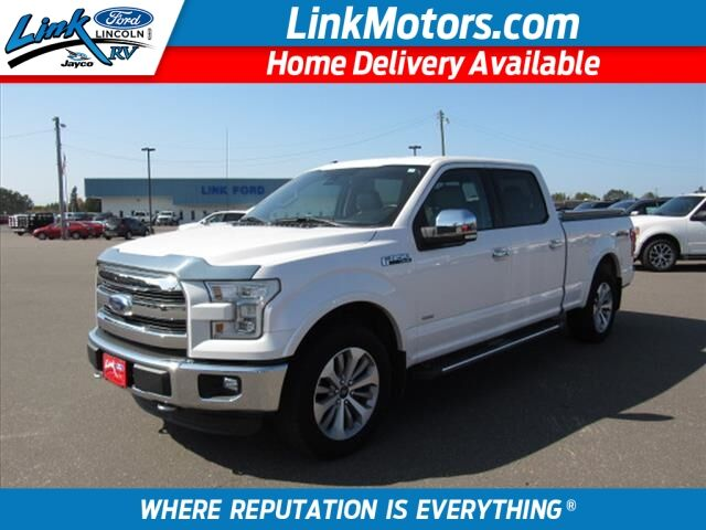 2015 Ford F-150 Lariat Minong WI