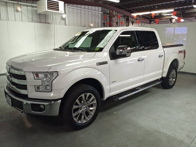 2015 Ford F-150 Lariat Oroville CA