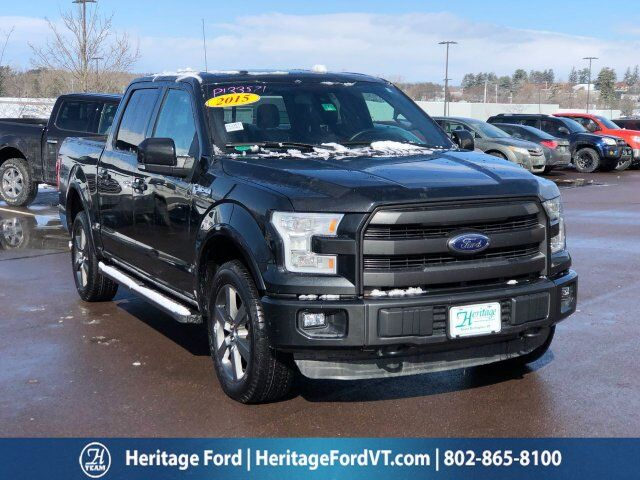 2015 Ford F-150 Lariat South Burlington VT