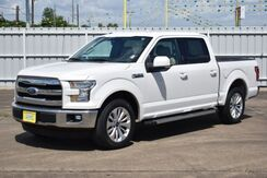 2015_Ford_F-150_Lariat SuperCrew 5.5-ft. Bed 2WD_ Houston TX