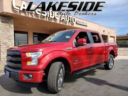 2015_Ford_F-150_Lariat SuperCrew 5.5-ft. Bed 4WD_ Colorado Springs CO