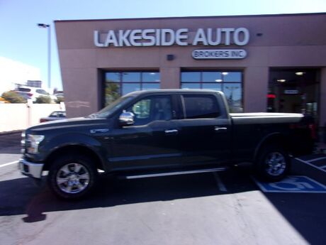 2015 Ford F-150 Lariat SuperCrew 6.5-ft. Bed 4WD Colorado Springs CO