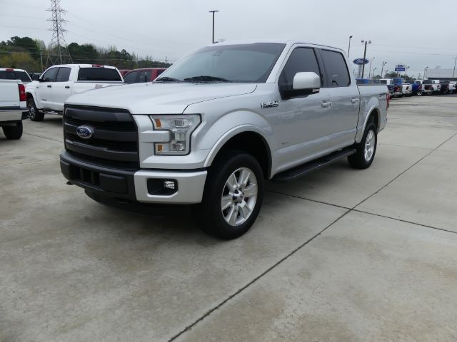 2015 Ford F-150 Lariat SuperCrew 6.5-ft. Bed 4WD Cullman AL