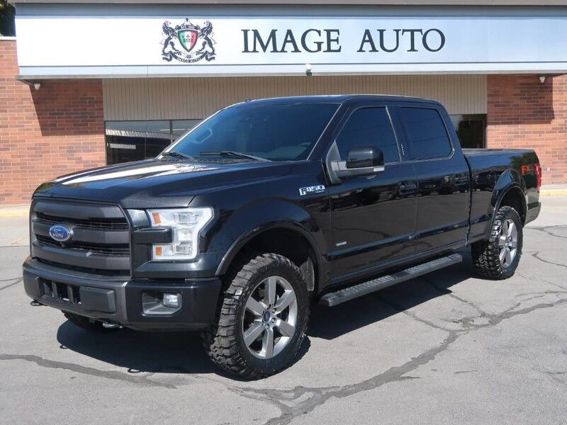2015 Ford F-150 Lariat West Jordan UT