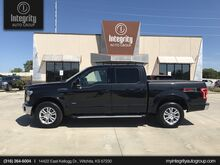 2015_Ford_F-150_Lariat_ Wichita KS