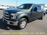 2015 Ford F-150 Lariat w/HD Payload Pkg
