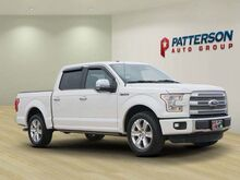 2015_Ford_F-150_Platinum_ Wichita Falls TX