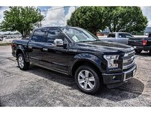 2015_Ford_F-150_Platinum_ Amarillo TX