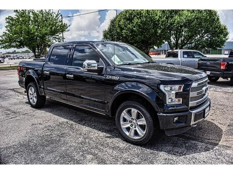 2015 Ford F-150 Platinum Amarillo TX
