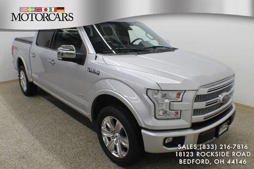 2015 Ford F-150 Platinum Bedford OH