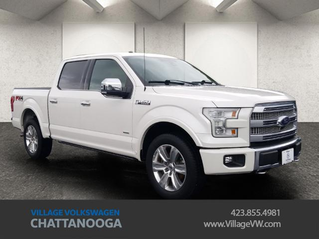 2015 Ford F-150 Platinum Chattanooga TN