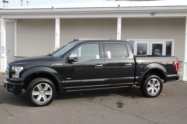 2015 Ford F-150 Platinum East Windsor CT