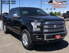 2015_Ford_F-150_Platinum_ Elko NV