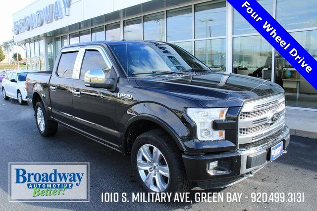 2015 Ford F-150 Platinum Green Bay WI