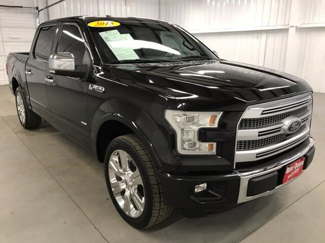 2015 Ford F-150 Platinum Mission TX